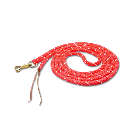 Horsemanship Rope Red