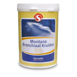 Sectolin Montana Bronchiaal Kruid 1 KG