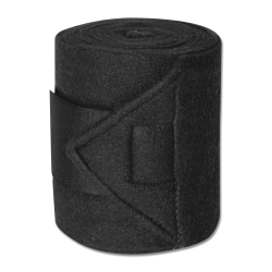 Bandages Fleece Star Black