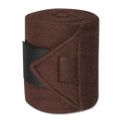 Bandages Fleece Star Brown