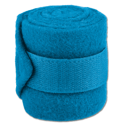 Bandages Mini Shet Fleece Azure blue
