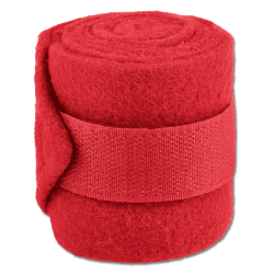 Bandages Mini Shet Fleece Red