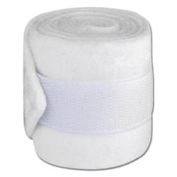 Bandages Mini Shet Fleece White