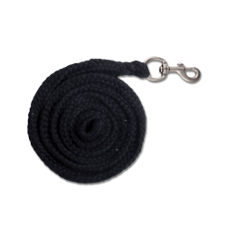 Halstertouw Plus Rope Black